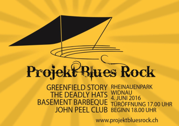 Projekt _Blues-Rock